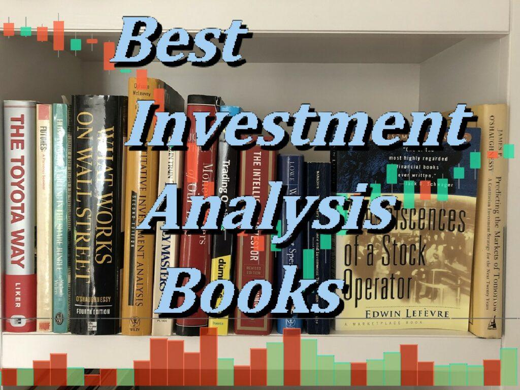 Best Investment Analysis Books