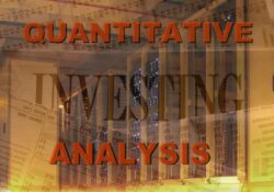 What is quantitative investment analysis