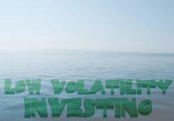Low volatility investing