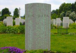 RIP Big Data