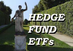 Hedge fund ETFs list