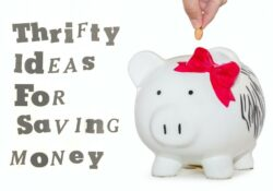 Thrifty ideas for saving money