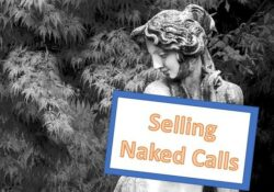 How to sell naked calls