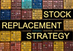 What is the stock replacement strategy