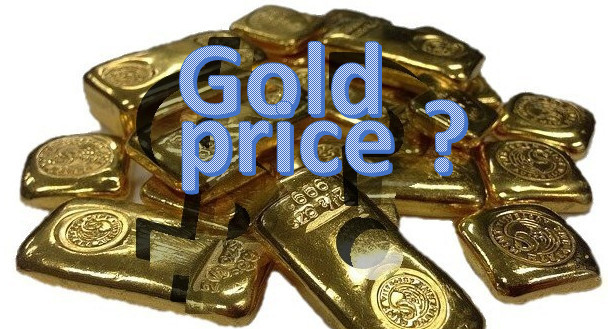 When is the gold price going up