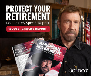 Protect your retirement Chuck Norris